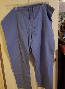 ❤️SB unisex Scrubs 2x lgt blue